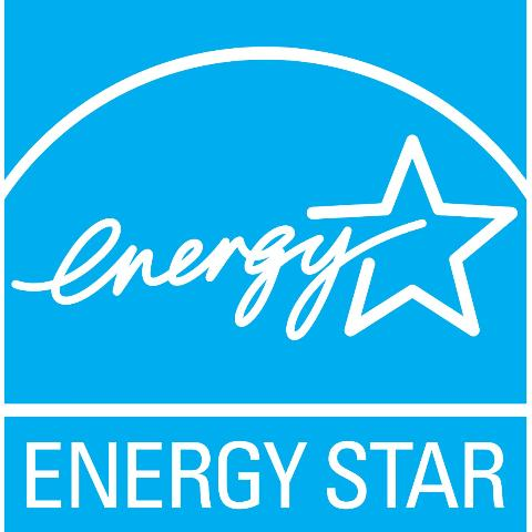 Figure 2. Sample ENERGY STAR logo for use on qualified products only.
