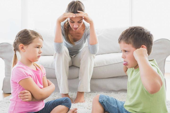 Figure 1.Parents and teachers must understand the major types of misbehaviors.
