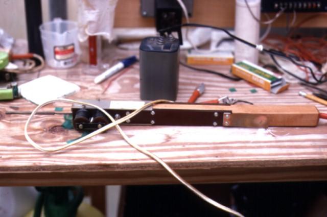 Figure 12.Battery-operated vibrator for tomato pollination.