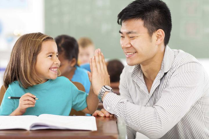 Figure 3.Successful parents and teachers are encouraging and engaged in children's educational and extracurricular activities.