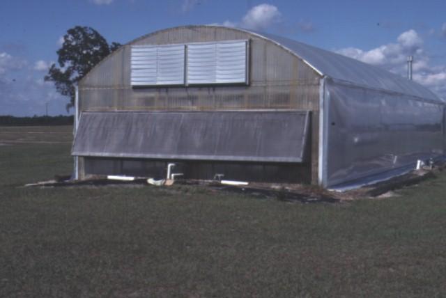 Figure 30.Motorized inlet shutters for winter ventilation.