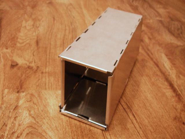 Figure 2.Sherman trap.