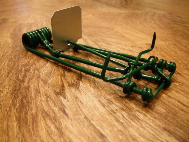 Figure 9.Pincher trap.