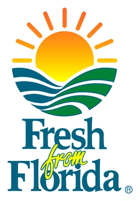 Figure 1. Fresh from Florida logo.