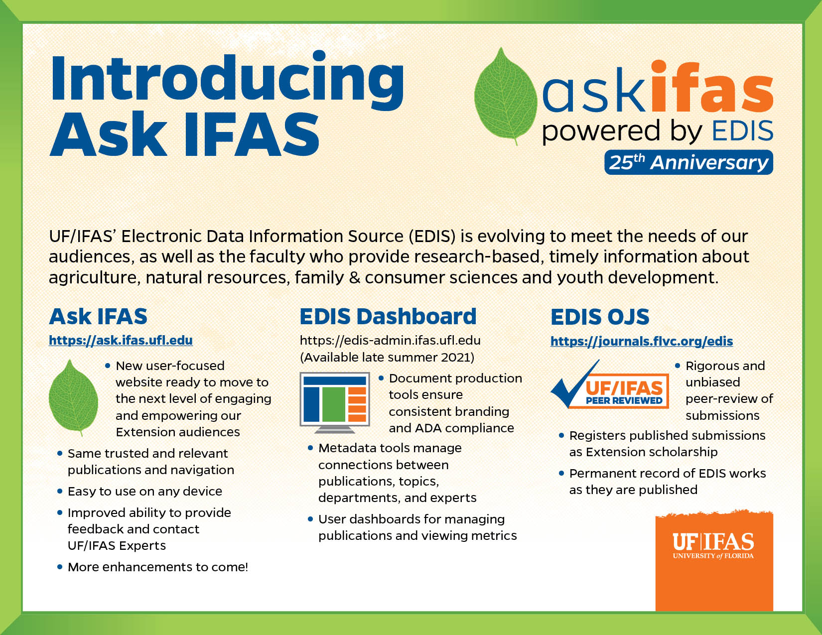 Introducting Ask IFAS